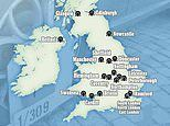DVLA to crackdown on car tax evasion in 20 UK locations