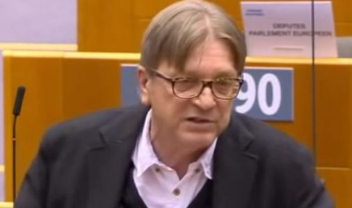 Verhofstadt DEMANDS clause to make UK 'follow commitments'- before begging for Brexit deal