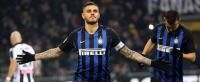 Icardi resumes Inter training