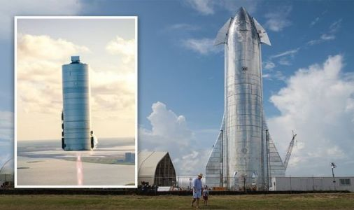 SpaceX Starship test flight: SpaceX readies for Starship's 'bellyflop' launch this week