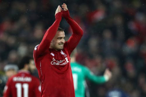 Xherdan Shaqiri admits he needs to 'find a solution' to Liverpool struggles