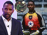 Ex-Newcastle star Shaka Hislop reveals how vile racist abuse left him 'scared for his life'
