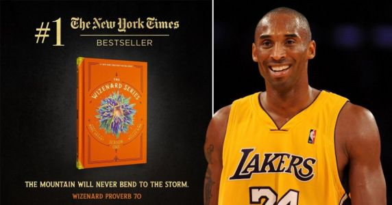 Kobe Bryant becomes number one New York Times bestseller for the fifth time as posthumous book release tops the charts