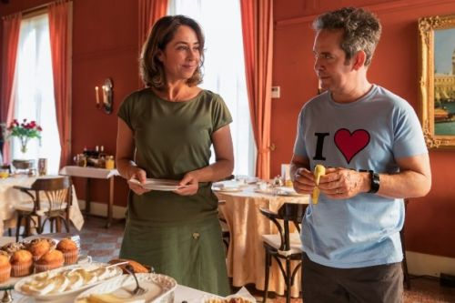 """BBC One's Us is a """"lovely way of laughing at ourselves"""" says Sofie Grabol"""