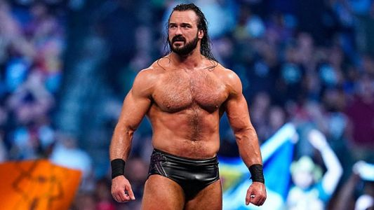 WWE Royal Rumble results and recap: Edge returns after 9 years as Drew McIntyre wins men's match