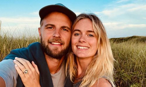 Cressida Bonas breaks her silence after secret wedding to Harry Wentworth-Stanley