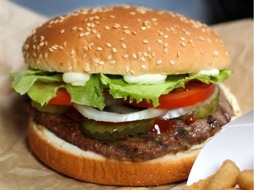 Burger King will give you a free Whopper this Valentine's Day in exchange for a picture of your ex