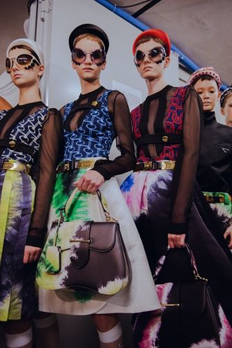 Prada makes a pledge to improve inclusion for people with disabilities
