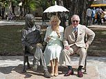 Bill for royal travel falls to £4.6million - with most expensive trip Charles and Camilla's