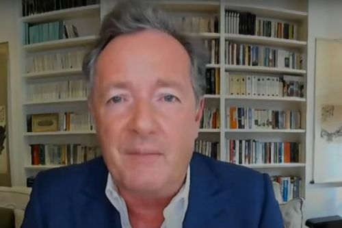 Piers Morgan 'slowly coming out the other side' as he battles Covid