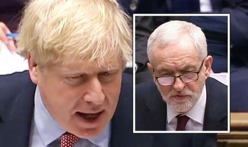 Boris Johnson in heated Corbyn shut down on equality - 'Where's your female leader?'