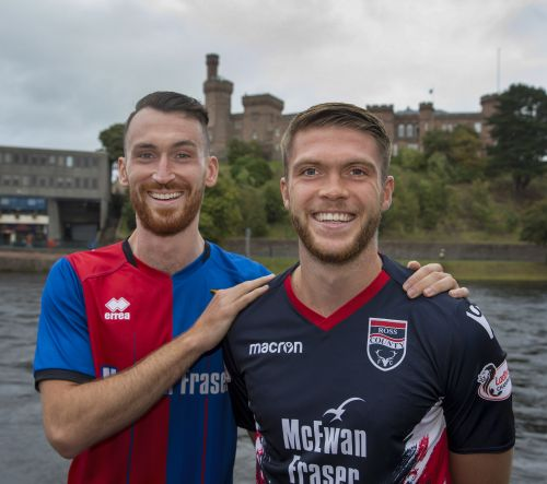 Marcus Fraser and Joe Chalmers to be friendly foes in Highland derby