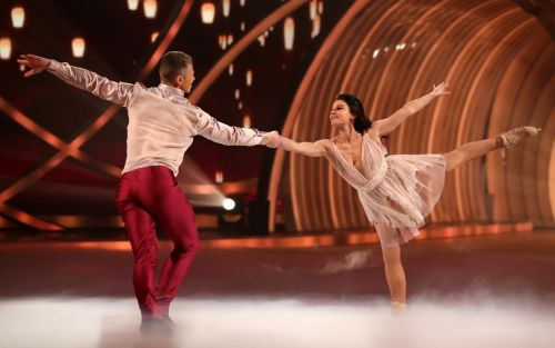 Dancing on Ice, episode 2 review: A fitting way to finish a frosty Sunday