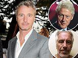 Ex-Formula 1 racer Eddie Irvine says he 'partied with Bill Clinton at bash thrown by Jeffrey Epstein'