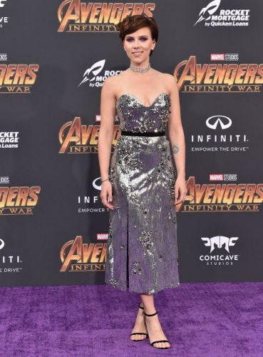 Scarlett Johansson Insists Controversial Casting Comments Were 'Taken Out Of Context'