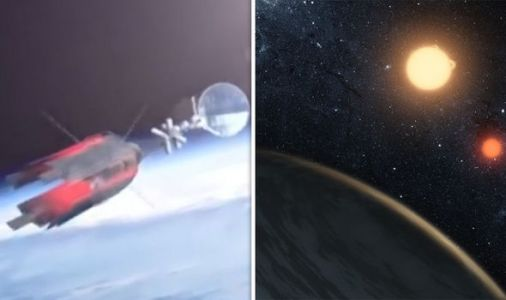 Russia unveils NUCLEAR spaceship poised for groundbreaking INTERSTELLAR missions