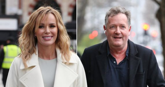Piers Morgan feared he'd given Covid to Simon Cowell and Amanda Holden at party before testing positive