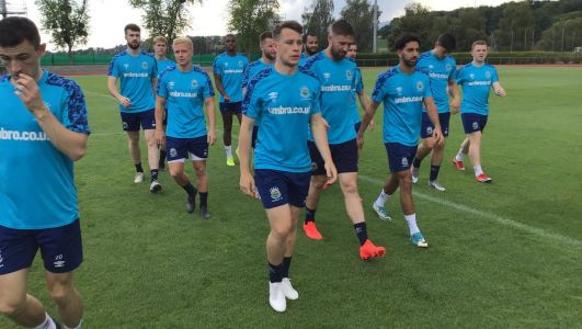 Linfield set for Poland trip after rivals are struck by Covid issue
