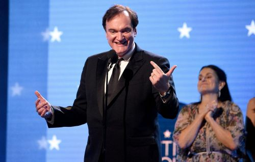 Fans discover Quentin Tarantino has been writing movie reviews online