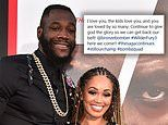 Deontay Wilder's fiancee reveals her partner is planning to face Tyson Fury in trilogy fight
