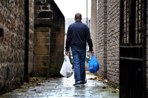 Steep rise in emergency food parcels in West Dunbartonshire blamed on Tories