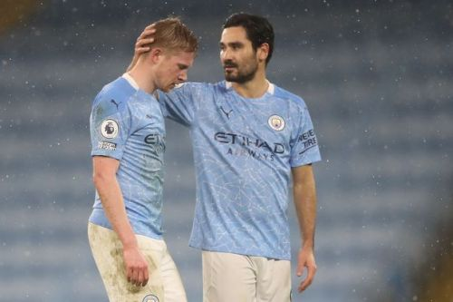 Man City suffer bitter blow as severity of Kevin de Bruyne injury confirmed