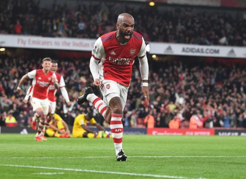 Mikel Arteta still 'thinking about how to get the best' out of Alexandre Lacazette