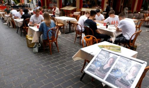 Diners making a meal of Eat Out to Help Out drive up sales by a third