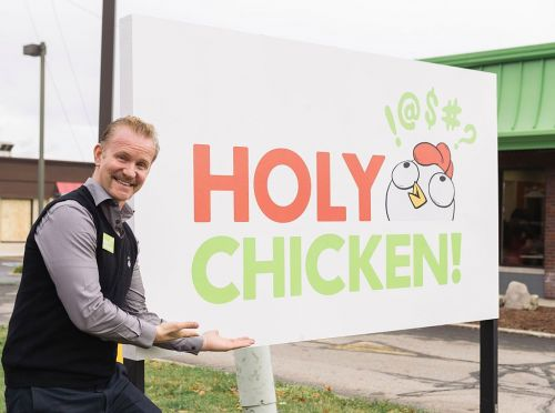 Super Size Me creator Morgan Spurlock is about to ruin chicken for you forever