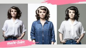 Caitlin Moran: 'The only argument you should be having in feminism is one with yourself'