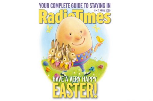 Radio Times Easter issue now on sale