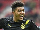 Man United have NOT made a new £91m bid for Sancho and fear losing face if another offer is rejected