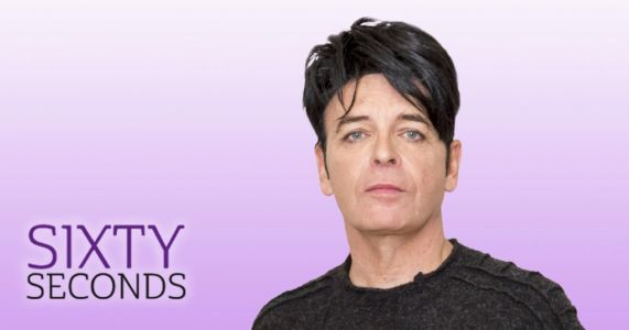 Sixty Seconds: Gary Numan on being snubbed by David Bowie and his career comeback