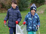 Must do better! Just one in three children picks up litter when they see it, survey shows
