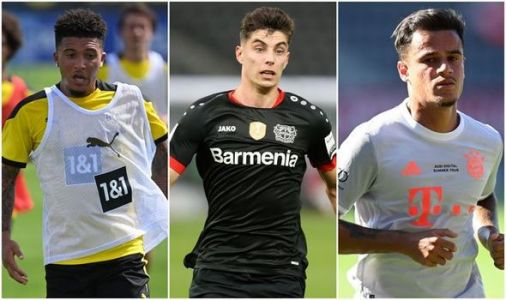 Transfer news LIVE: Man Utd Sancho problem, Chelsea Havertz sacrifice, Liverpool done deal