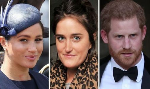 Meghan Markle and Prince Harry 'to become godparents' to matchmaker who set them up