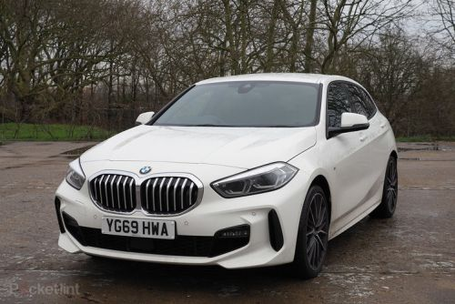 BMW 1 Series review : Tantalising tech