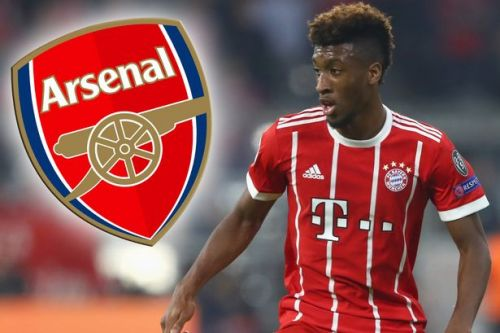 """Kingsley Coman transfer links get Arsenal fans excited: """"Pay the money!"""""""