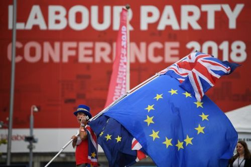 Second Brexit referendum chances hurtle nearer after crucial statements from Jeremy Corbyn and Tom Watson