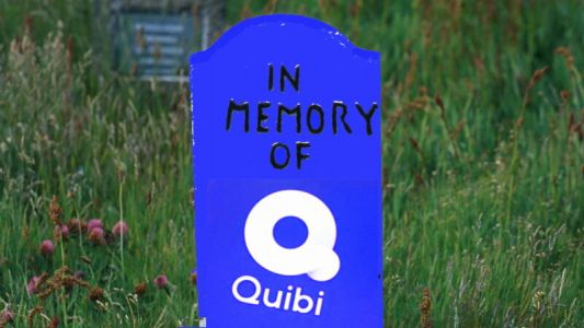 Quibi streaming service shutting down after less than 1 year