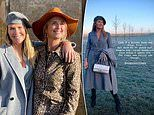India Hicks takes after godfather Prince Charles with New Year's wardrobe resolution