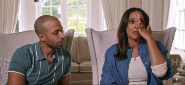 Rochelle Humes tearfully recalls 'trying to scrub her skin off' after racist abuse in The Talk trailer