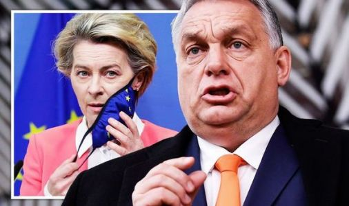 EU vaccine row erupts: Hungary accuses Brussels of killing citizens with slow roll-out