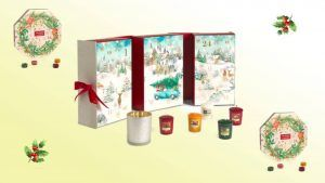 The Yankee Candle advent calendars are here and obviously they're dreamy