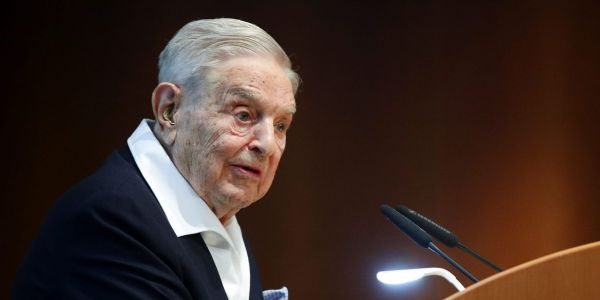 Legendary investor George Soros says the stock market is trapped in a Fed-fueled liquidity bubble