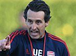 Arsenal boss Unai Emery insists playing out from the back is part of their new 'identity'