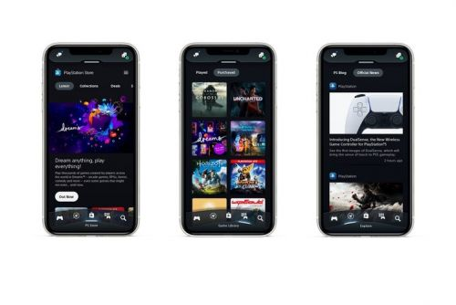 PlayStation iOS and Android app updated to embrace PS5