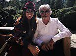 Formula 1 chief Bernie Ecclestone jokes about becoming a father for the fourth time