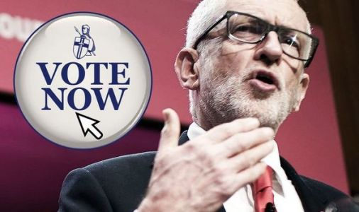 General election POLL: Will you vote for Labour after seeing Corbyn's manifesto? VOTE