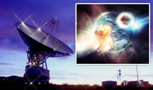 Big Bang breakthrough: Space discovery could explain theory behind existence